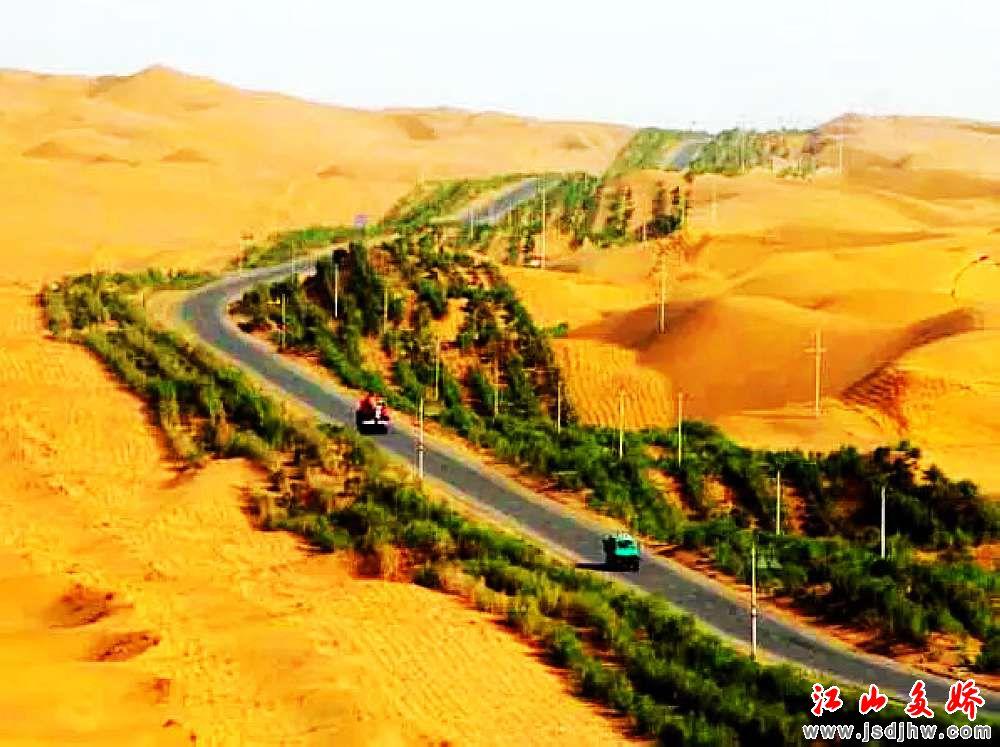 克拉玛干大沙漠,对于渴望穿越塔里木沙漠的游客来说